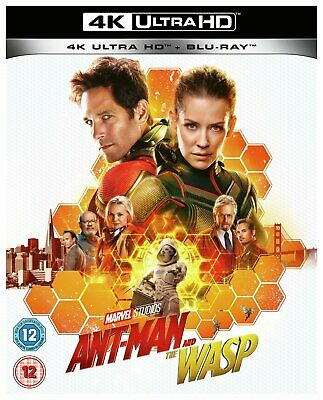 Ant-Man and the Wasp 4K UHD Blu-Ray