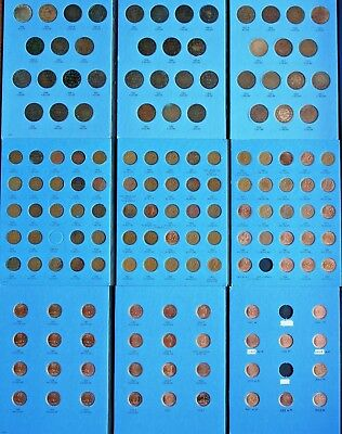 1858-1920 Large Cents & 1920-2012  Small Cents