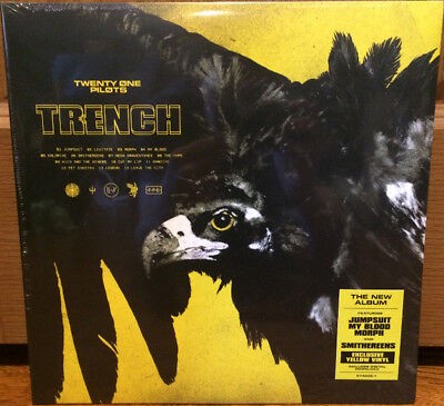 Twenty One Pilots - TRENCH (Exclusive YELLOW Vinyl) **FREE SHIPPING**