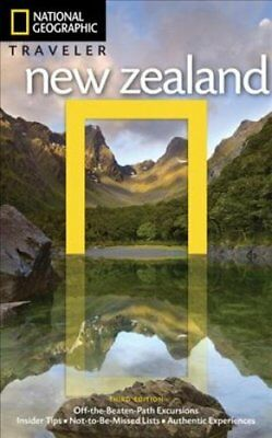 National Geographic Traveler: New Zealand 3rd Ed 9781426218835 (Paperback, 2018)