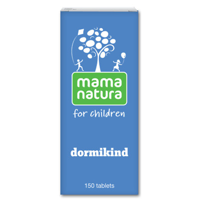 DORMIKIND *150 Tabs Homeopathy for Sleeping Disorders and Anxiety in Children