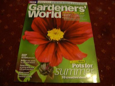 GARDENERS WORLD MAGAZINE       March 2012