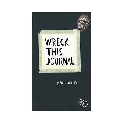 Wreck This Journal by Keri Smith (author)