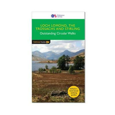 Loch Lomond, the Trossachs, and Stirling by Dennis Kelsall (author), Jan Kels...