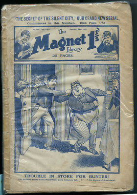 Billy Bunter in The Magnet Library - Issue 629. February 28th, 1920
