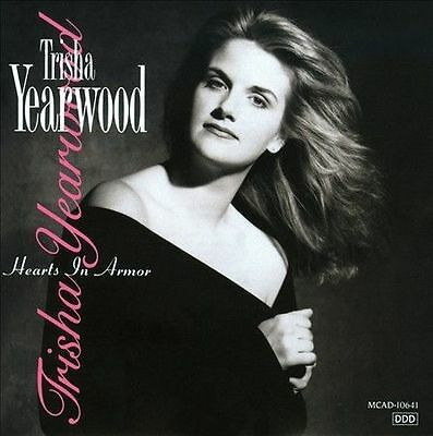 Hearts in Armor by Trisha Yearwood CD , 1992 , MCA Country CD