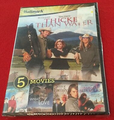 What I Did For Love | Terror in the Family | Ordinary Miracles DVD 5 Films Angel