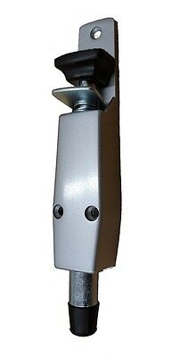Kaba Ilco Heavy Duty Step Push On Spring Kick Down Door Holder Hold Open Alum