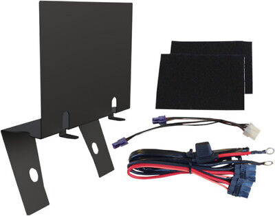 Hogtunes Front Fairing Amp Motorcycle Mount Kit 15-17 Harley Touring FLTRX