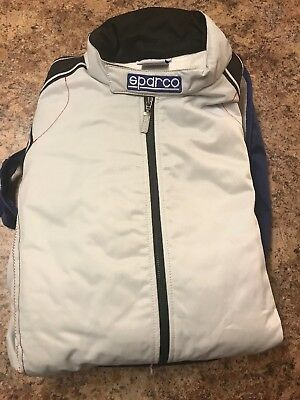 Sparco Racing Suit KS-3 Large Karting Overall Kart