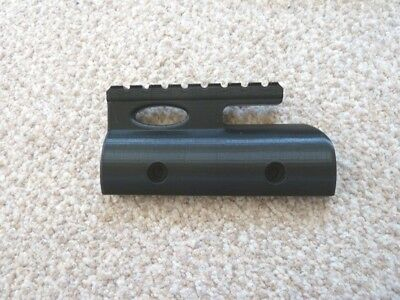 Scope mount for airsoft Mosin Nagant