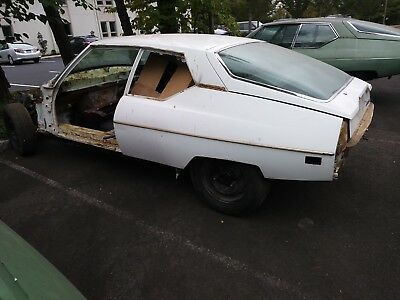 1973 Citroën ZX SM 1973 CITROEN SM - Great Basis for a Restoration project - Rolling Chassis/Body