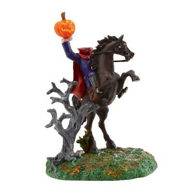 Headless Horseman Dept 56 Snow Village Halloween 4020240 accessory rider ghost Z
