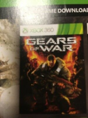 Gears of War 1 - Full game Digital download - Xbox One & Xbox 360 - No Disc