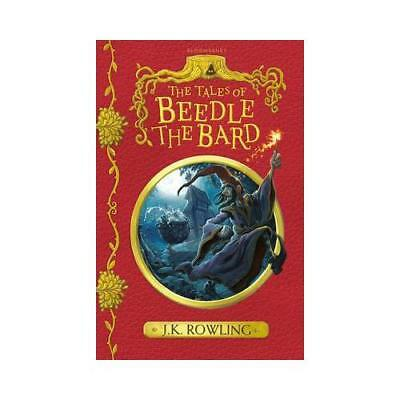 The Tales of Beedle the Bard by J. K Rowling, Tomislav TomiÔc (illustrator)
