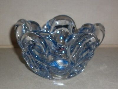 Vintage Murano / Japanese  Art Glass  Bowl  Great Condition