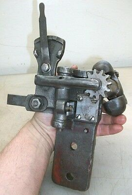 GOVERNOR ASSEMBLY for 2-1/2hp-12hp HERCULES ECONOMY JEAGER Hit Miss Gas Engine