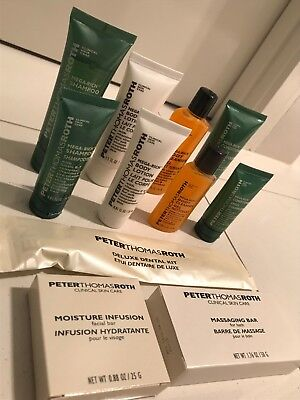 Peter Thomas Roth Mega-Rich toiletries 11-pc travel kit