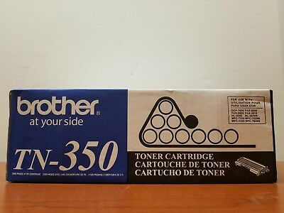 BRAND NEW FACTORY SEALED  Brother TN350 compatible with many others GENUINE