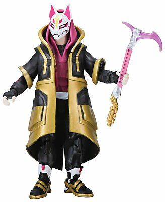 Fortnite Solo Mode 4-inch Core Figure Pack - Drift
