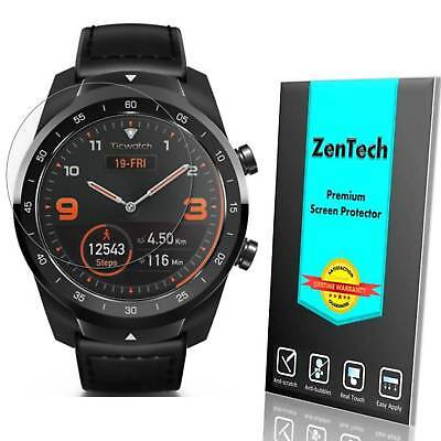 ZenTech Clear Screen Protector Guard Shield Film Cover Saver For Ticwatch Pro