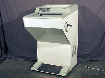 Microm Hm-505 E Refrigerated Microtome