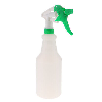 Spray Bottle Water Garden Plant Flower Trigger Plastic 600ml Dispenser Clean