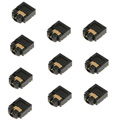 10Pcs 3.5mm Port Headphone Headset Audio Jack Socket For Xbox One Controller