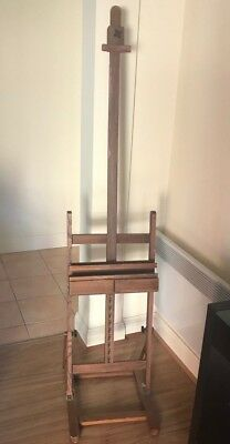 Quality Artist's Studio Easel with 2 drawers
