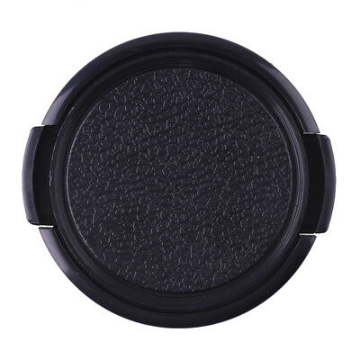 49mm Plastic Snap-on Front Lens Cap Cover for Nikon Canon Sony Pentax 49mm Lens