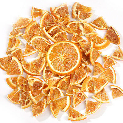 Dried orange slices triangle mini parts 100g Christmas scented potpourri DIY UK