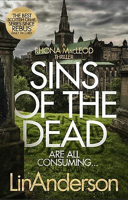 NEW Sins of the Dead (Rhona Macleod) by Lin Anderson