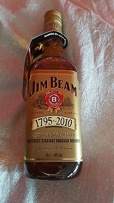 Unopened Jim Beam 1975-76 Ducks Unlimited Wood Duck j309