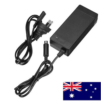 42V 2A Battery Charger For Xiaomi mijia M365 Electric Scooter AU Plug