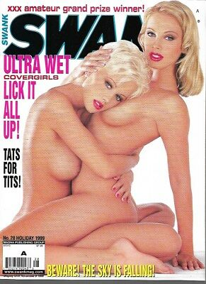 Quality Glamour Magazine Karen White and Club girl Sandy