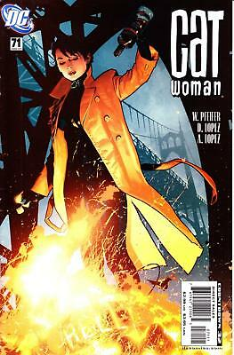 Catwoman #71 Adam Hughes Cover Art Low Print Run Batman