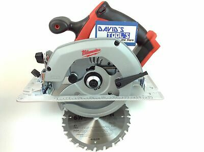 NEW Milwaukee 2630-20 M18 18V Cordless 6-1/2 In. Cordless Circular Saw Bare Tool