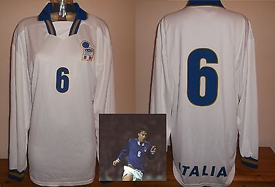 ITALY PLAYER ISSUE 1996-98 away football shirt Nike Costacurta A.C.Milan  BNWT 5d03e6330