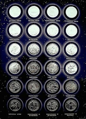 Star Wars Medalionz Silver Coin Set In Album Revenge Of The Sith (2005)