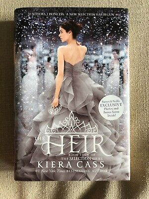 The Selection: The Heir 4 by Kiera Cass (2015, Hardcover)