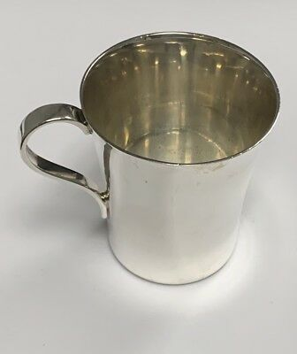 Tiffany & Co Sterling Silver Child or Baby Cup