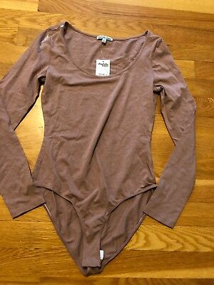 c223afc7d8 CHARLOTTE RUSSE BODYSUIT One Piece Womens Size Small Nwt -  9.99 ...