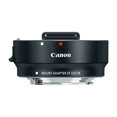 Canon EF-M Lens Mount Adapter Kit for Canon EF / EF-S Lenses