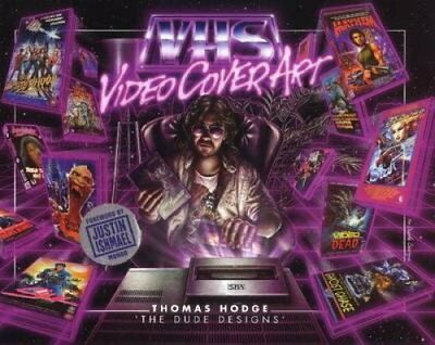 VHS: Video Cover Art 1980s to Early 1990s by Thomas Hodge 9780764348679