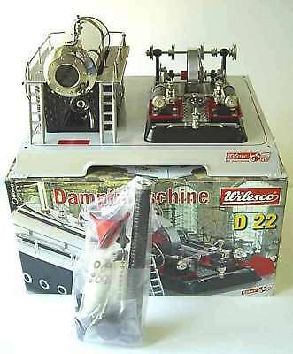 Made In Germany New Cheap Price Au-special Wilesco D22 New Toy Steam Engine
