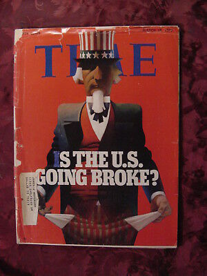 TIME March 13 1972 Mar 3/13/72 IS THE U. S. Going BROKE? THE GODFATHER +++
