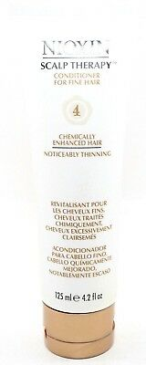 NIOXIN System 4 Scalp Therapy For Fine Hair Conditioner, 4.2 oz