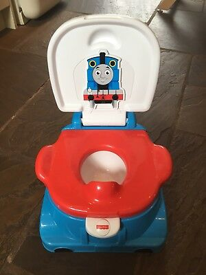 Fisher Price Thomas the Tank Engine musical 3 in 1 potty,excellent condition