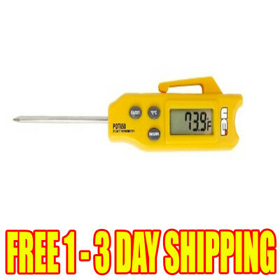 UEi Test Instruments PDT650 Folding Pocket Digital Thermometer FREE SHIPPING