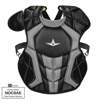 All-Star System 7 Axis CPCC1216S7X Intermediate Catcher's Chest Protector